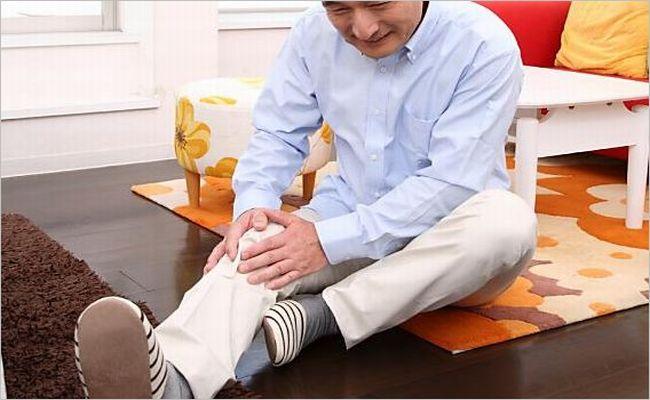 膝の痛み ストレッチ