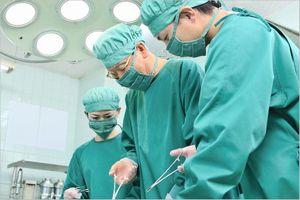 骨折の手術