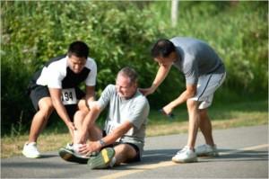 足関節捻挫の症状