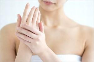 指の腱鞘炎