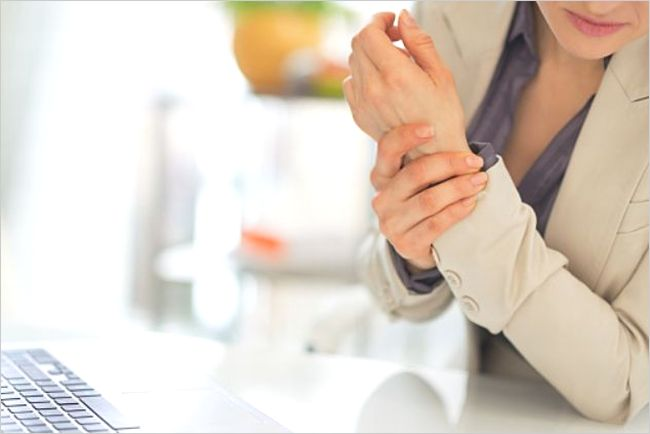 腱鞘炎の治し方